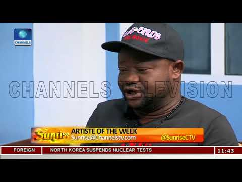 Nigeria Film Industry Lacks Government Support - Lancelot Imasuen Pt 2 | Sunrise |