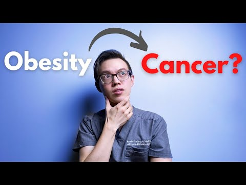 Does obesity increase risk of cancer?