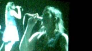 "PETER GABRIEL IN LIMA-Melanie Gabriel ""Mother of Violence"""
