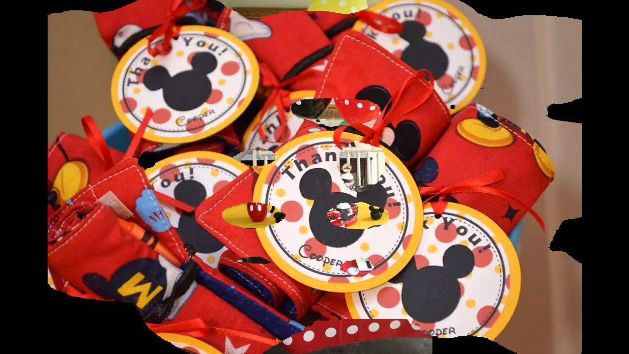 Decorating Ideas For Mickey Mouse Clubhouse Birthday Party