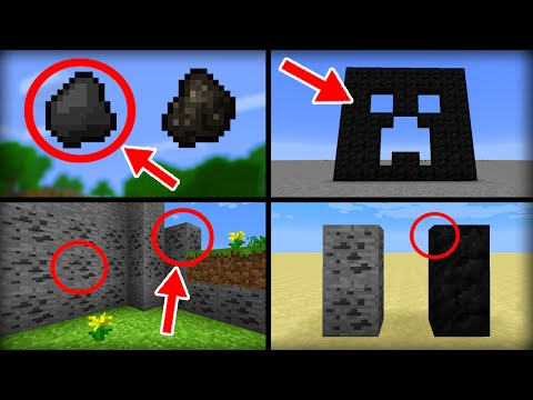 ✔ Minecraft: 10 Things You Didn't Know About Coal
