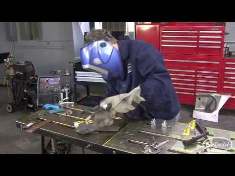 How To MIG Weld & MIG Welding Tips - Getting The Perfect Weld Everytime - Pt 2/2 with Kevin Tetz
