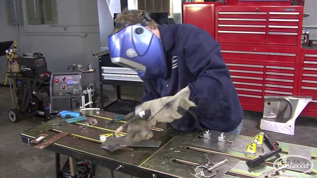 Best Brake Rotors >> How To MIG Weld & MIG Welding Tips - Getting The Perfect Weld Everytime - Pt 2/2 with Kevin Tetz ...