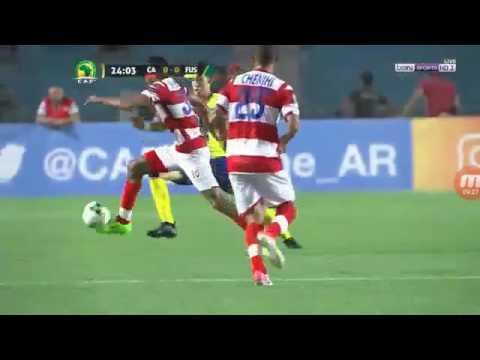 Club Africain VS FUS Rabat CAF Confederation Cup