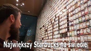 Największy Starbucks na świecie Naka Meguro Tokio Japonia vlog