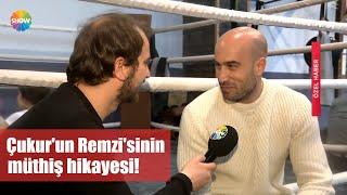 Çukur'un Remzi'sinin müthiş hikayesi!