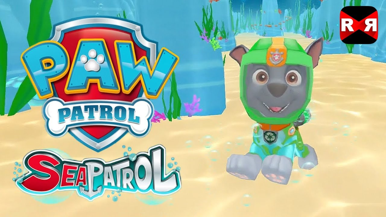 Paw Patrol Air and Sea Adventures full Game play - YouTube