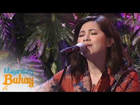 Magandang Buhay: Moira sings