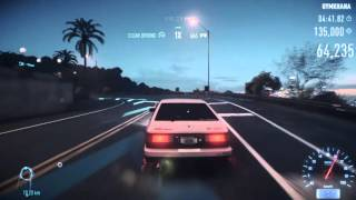 Need For Speed 2015 | AE86 runs