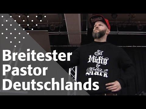 Breitester Pastor Deutschlands