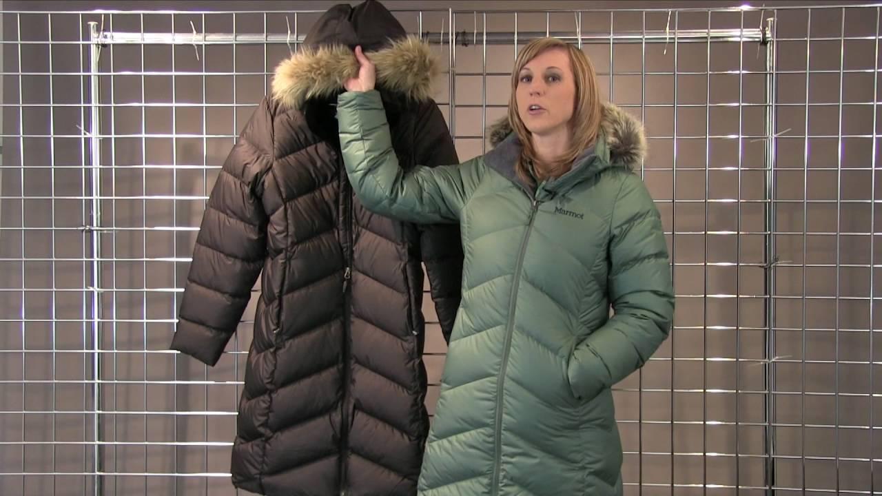Marmot Women s Montreaux Coat 2016-2017 - YouTube 92d907675978