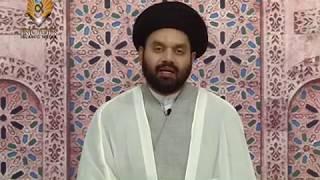 Lecture 98 (Namaz) Namaz-e-Jamaat Kay Makrohaat by Maulana Syed Shahryar Raza Abidi