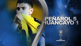 Peñarol vs. Sport Huancayo [5-1] | RESUMEN | Fecha 1 | CONMEBOL Sudamericana 2021