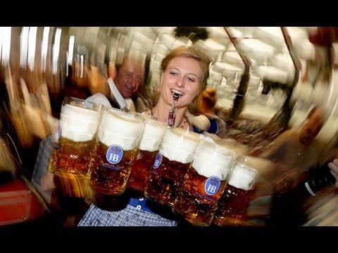 Lễ hội bia lớn nhất thế giới Oktoberfest