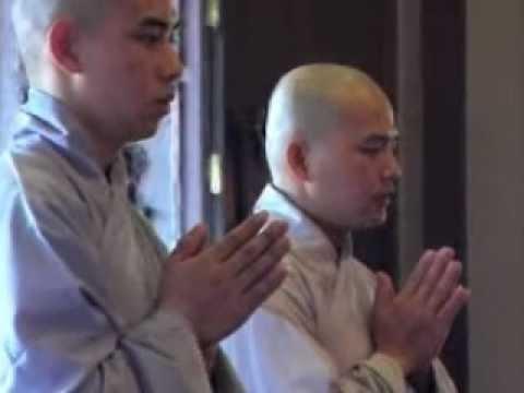 LỄ THỌ GIỚI SADI NGHIÊM TỊNH - Tỳ kheo Thich Minh Tâm