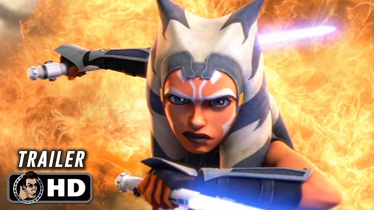Star Wars The Clone Wars Season 7 Official Trailer Hd Animated Series Youtube