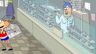 Масяня и Гепатит