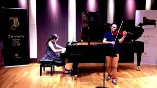 Franck;Violin Sonata 4mov, Used Piano280VC(Vienna Concert)