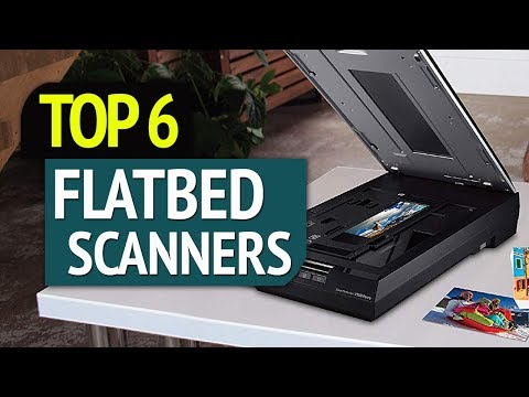 TOP 7: Best Flatbed Scanners 2019 - YouTube