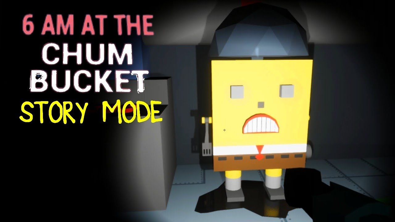 6AM AT THE CHUM BUCKET!!! Game Download