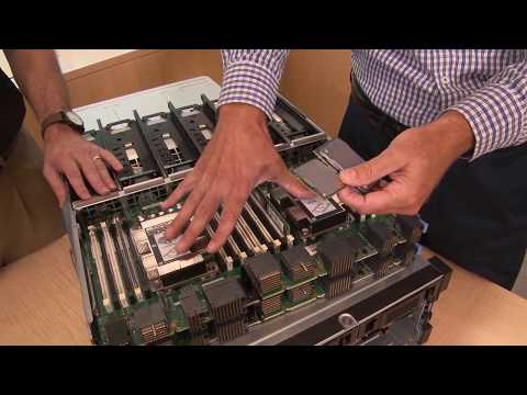 Lenovo ThinkSystem SR950 Server Video Walkthrough