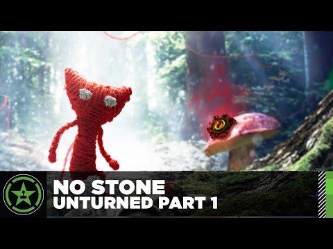 No Stone Unturned Achievement Part 1 - Unravel