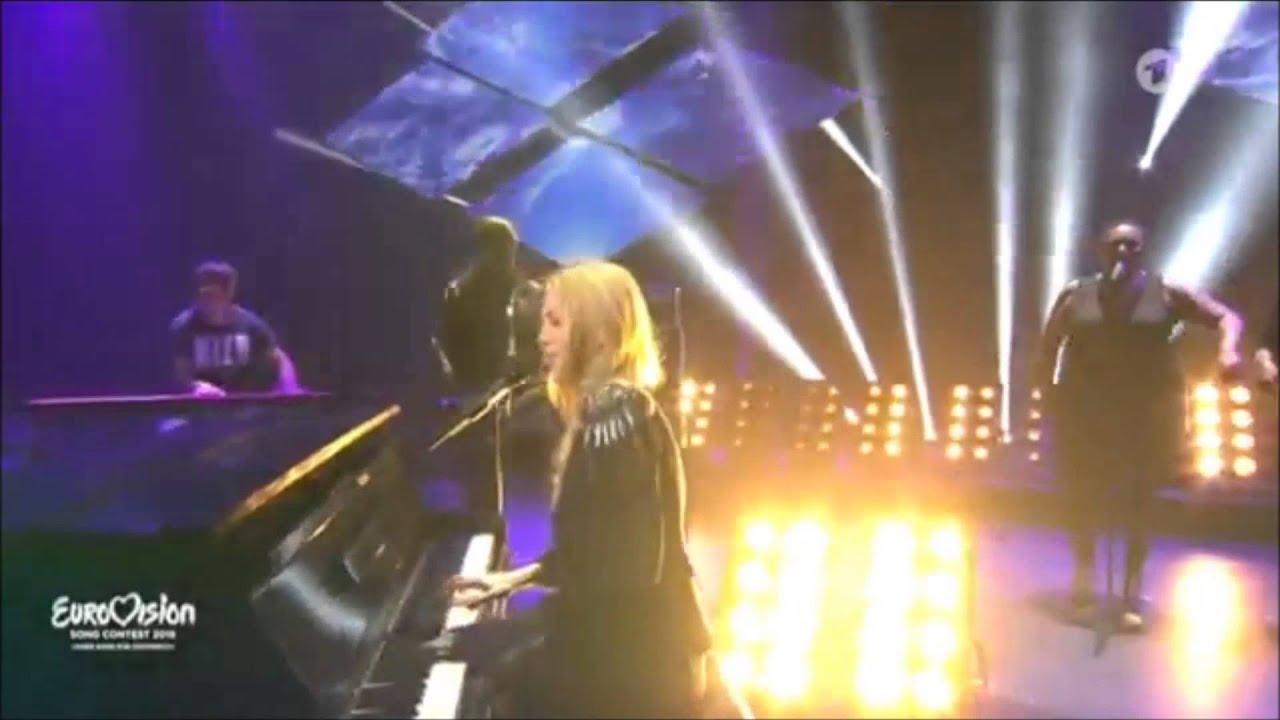 Alexa Feser Glück Unser Song Für österreich Eurovision 2015