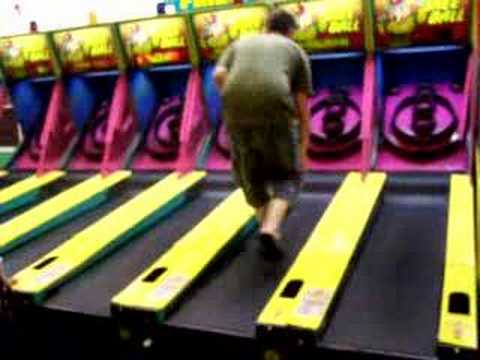 How to win at Skeeball