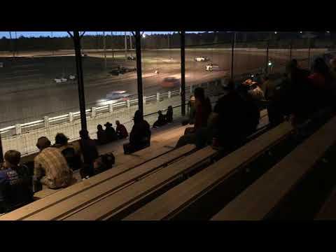 Chris & Colin Heim IMCA Stock Car Sherman County Speedway 8 18 18