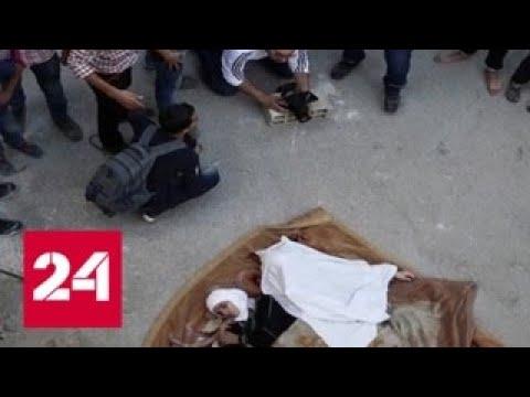 ZDF признал химатаку в Думе фальшивкой