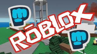 Roblox Gameplay Ita Ep02 - Sopravvivere al disastro, Il Brofist Di Pewdiepie E' Letale!!!
