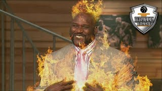 Bloopers and Funny Moments Of TNT Inside The NBA