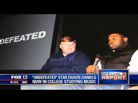 Still 'Undefeated' - Part two: Where is Chavis Daniels now?