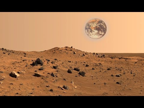 If Mars Became a Moon of Earth