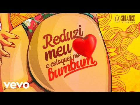 Solange Almeida - Reduzi Meu Coração e Coloquei no Bumbum (Áudio Oficial)