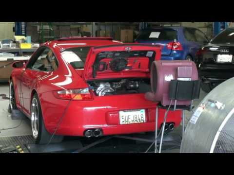 Dyno: VF Engineering Stage 1+ Porsche 997S (434 whp)