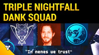 Planet Destiny: Triple Nightfall w/ VersusTheStream & BlueWestlo
