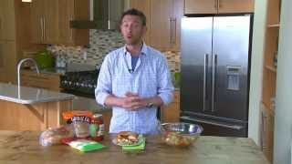 The Ingles Table - Josh Michael: Antipasto Pasta Toss And Mini Chicken Parm Sandwiches