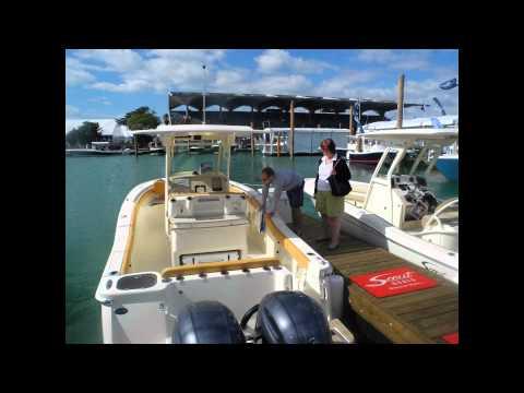 Miami International Boat Show 2016 - Key Biscayne Portal