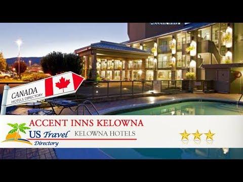 Accent Inns Kelowna - Kelowna Hotels, Canada