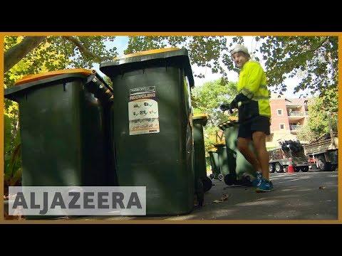 🇦🇺 Australia faces rubbish crisis as China bans waste import | Al Jazeera English