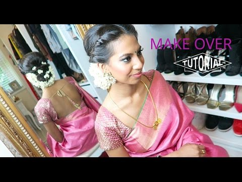 Make Over | Asian Bridal | Tamil hair and make up artist
