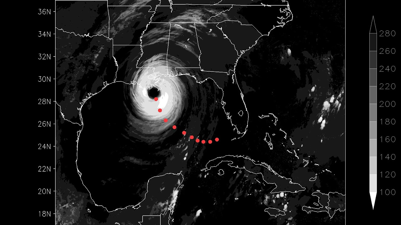 Climate change has intensified hurricane rainfall, and now