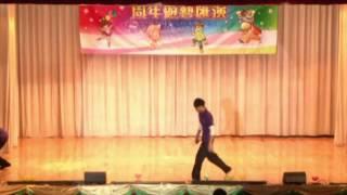 CLCT 雜技組表演 (香港道教聯合會圓玄學院第三中學) 《