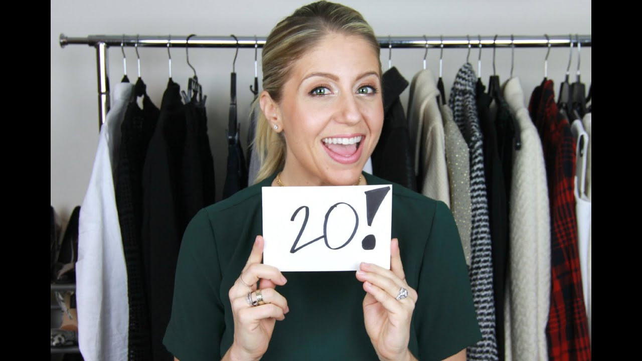 Top 20 Things You Need In Your Closet | Winter 2015   YouTube
