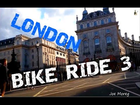 Bike Ride 3 (From Picadilly Circus to Putney Bridge) by Joe Moreg