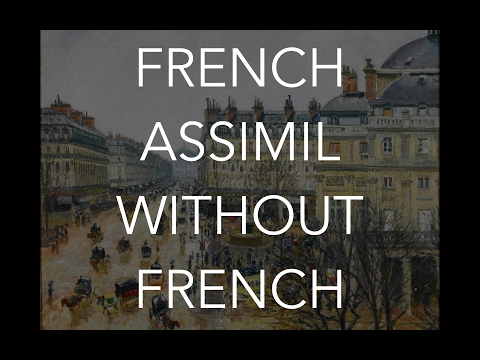 How to use French Assimil courses without French