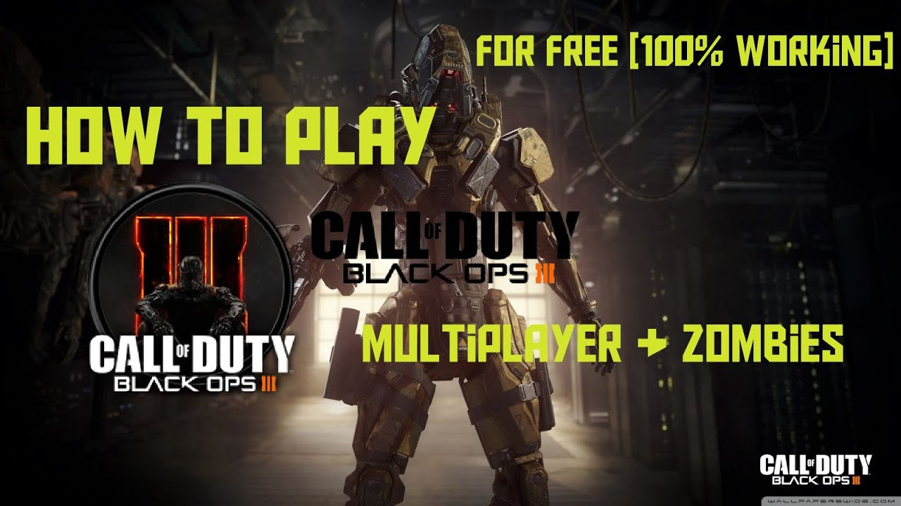 play zombies online black ops