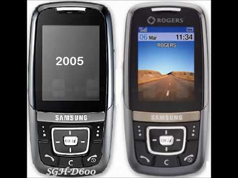 Samsung SGH D600 VS D606 BOOT SOUND