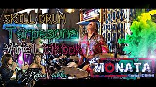 Download Mp3 NEW MONATA SKILL DRUM TERPESONA ABAH JURY VIRAL TIKTOK TERBARU